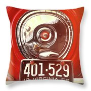 Spare Shine Throw Pillow