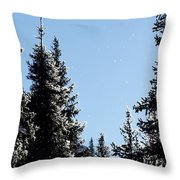Sparkle And Glitter Throw Pillow