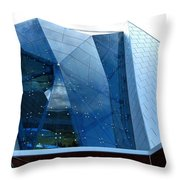 Sparkling Hill Resort 2 Throw Pillow