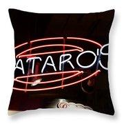 Spataros Throw Pillow