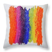 Speak Your Mind Throw Pillow