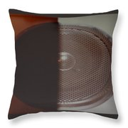 Speaker Throw Pillow