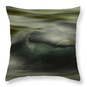 Speaking Sofly Throw Pillow