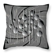 Speared Throw Pillow