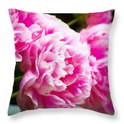 Special Beauty Throw Pillow