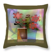 Special Delivery 4 Throw Pillow