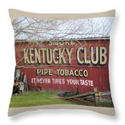 Special Discovery Throw Pillow