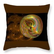 Special Pearl Throw Pillow