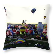 Special Shapes Throw Pillow