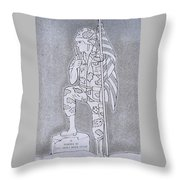 Specialist Throw Pillow