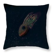 Specimen Six Throw Pillow