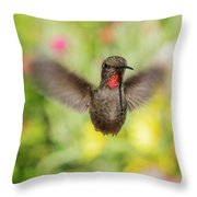 Speckles Throw Pillow