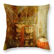 Specters Throw Pillow