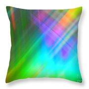 Spectra Wonder Throw Pillow