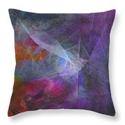 Spectrum Twist Throw Pillow