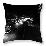 Speed Home Throw Pillow