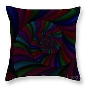 Spellbinding Iv Throw Pillow