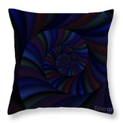 Spellbinding Vi Throw Pillow