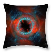 Sphere Of Contradiction Throw Pillow