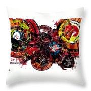 Spherical Joy Series 61.100211 Throw Pillow
