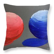 Spherical Throw Pillow