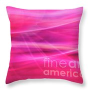 Spider Lily Bottom Throw Pillow