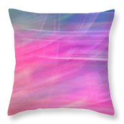 Spider Lily Top Throw Pillow