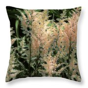 Spikes Sunkissed Throw Pillow