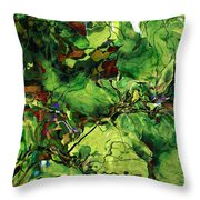 Spinardie Throw Pillow