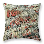 Spinart Riverwash - Large Format Throw Pillow