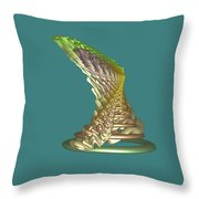 Spinning Hat Throw Pillow