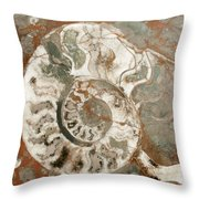 Spiral - 3777 Throw Pillow