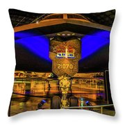 Spirit Bomber B-2 Throw Pillow