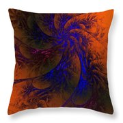 Spirit Dancer Throw Pillow