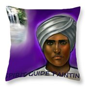 Spirit Guide Collection Throw Pillow