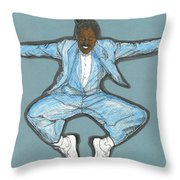 Spirit Of Cab Calloway Throw Pillow