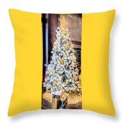 Spirit Of Christmas Throw Pillow