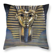 Spirit Of Egypt Throw Pillow