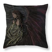 Spirit Of Regret Throw Pillow
