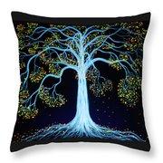 Spirit Tree Throw Pillow