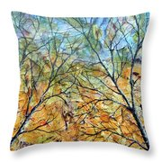 Spirit Trees 7 Throw Pillow