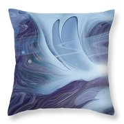 Spirit World Throw Pillow