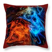 Spirits For Accessories Throw Pillow