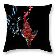 Spirits Lost Throw Pillow