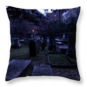 Spirits Of Charleston II Throw Pillow