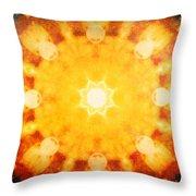 Spirits Towards The Sun Throw Pillow