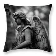 Spiritual Contemplation Throw Pillow