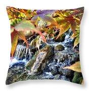 Spiritual  Throw Pillow