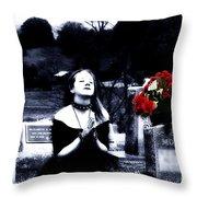 Spiritual Enlightenment Throw Pillow