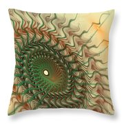 Spiritual Journey Throw Pillow